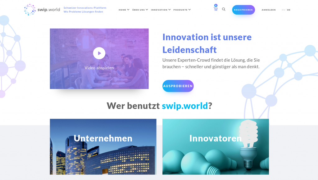 SWIP - Swiss Innovation Pool AG